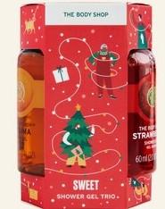 圣诞小礼物香甜沐浴露
