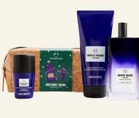 The Body Shop 圣诞礼物白麝香男士精选香水系列
