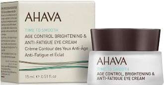 AHAVA Age Control Brightening Eye Cream 15ml (AHAVA 抗衰老眼霜 15毫升)