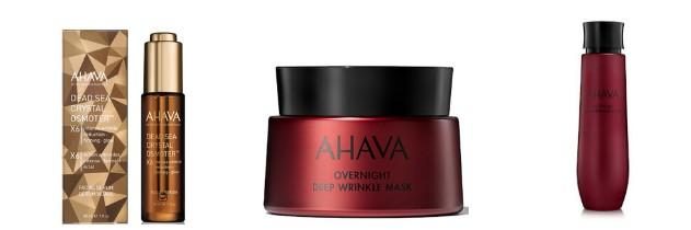 AHAVA 护肤品牌明星产品