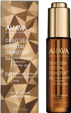 AHAVA Dead Sea Crystal Osmoter X6 Facial Serum (AHAVA 死海水晶渗透剂∙面部精华素)