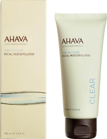AHAVA Facial Mud Exfoliator (AHAVA 死海泥去角质霜)