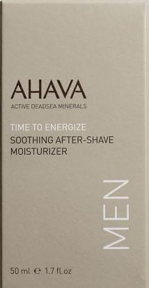 AHAVA Men's Soothing After-Shave Moisturiser (AHAVA 男士剃须后舒缓保湿霜)