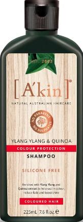 A'Kin Colour Protection Ylang Ylang & Quinoa Shampoo (A'Kin染发保色洗发水)