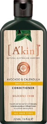 A'Kin Daily Shine Avocado & Calendula Conditioner (A'Kin 鳄梨和金盏花护发素)