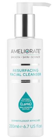 AMELIORATE-Resurfacing-Facial-Cleanser-200ml-(AMELIORATE-洁面乳-200毫升)
