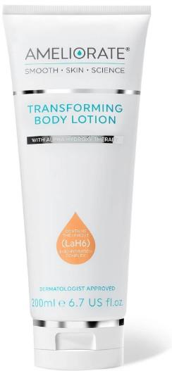 AMELIORATE Transforming Body Lotion Orange Blossom 橙花身体护肤乳200毫升【获奖产品】