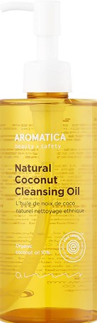 AROMATICA Natural Coconut Cleansing Oil 300ml (AROMATICA 天然椰子卸妆油 300毫升)