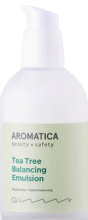 AROMATICA Tea Tree Balancing Emulsion 100ml (AROMATICA 茶树平衡乳液 100毫升)