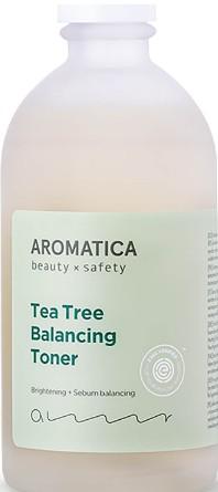 AROMATICA Tea Tree Balancing Toner 130ml (AROMATICA 茶树平衡爽肤水 130毫升)