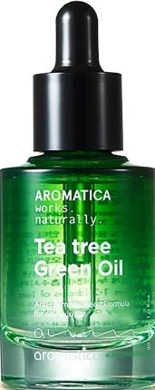 AROMATICA Tea Tree Green Oil 30ml (AROMATICA 茶树绿油 30毫升)