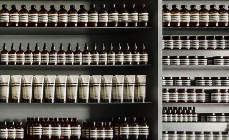 Aesop伊索适合混合性皮肤的护肤系列产品