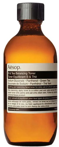 Aesop B & Tea Balancing Toner 伊索维他命B和绿茶平衡爽肤水200毫升