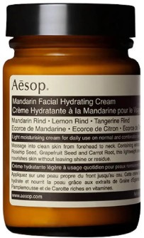 Aesop Mandarin Facial Hydrating Cream 伊索柑橘保湿面霜120毫升