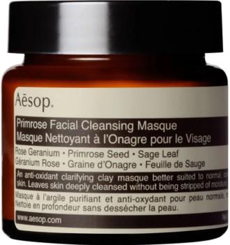 Aesop Primrose Facial Cleansing Masque 伊索月见草洁面面膜60毫升