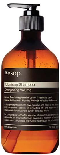 Aesop Volumising Shampoo 伊索丰盈洗发露500毫升
