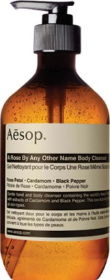 Aesop A Rose By Any Other Name Body Cleanser (伊索玫瑰花沐浴露)