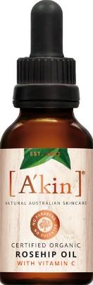 A'kin Brightening Rosehip Oil with Vitamin C (A'kin维他命C玫瑰果油)