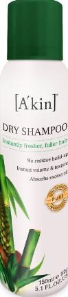 A'kin Dry Shampoo (A'kin干性洗发露)