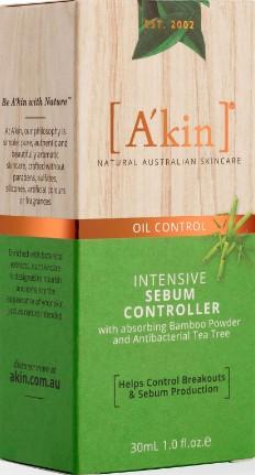 A'kin Oil Control Intensive Sebum Controller (A'kin强效控油精华液)