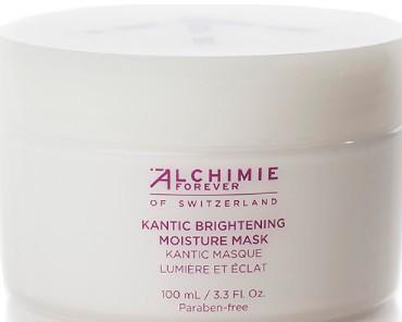 Alchimie Forever Kantic Brightening Moisture Mask保湿面膜