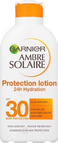Ambre Solaire Ultra-Hydrating Shea Butter Sun Protection Cream SPF30 200ml (Ambre Solaire 超级保湿乳木果防晒霜 SPF30 200毫升)