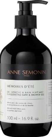 Anne Semonin Memoires d'Ete Invigorating Shower Gel (Anne Semonin 沐浴露)