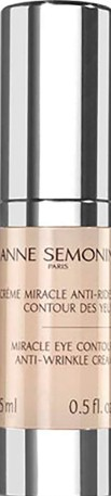 Anne Semonin Miracle Eye Contour Anti-Wrinkle Cream 15ml (Anne Semonin 神奇抗皱眼霜)
