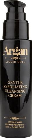 Argan Liquid Gold Gentle Exfoliating Cleansing Cream 50ml (Argan Liquid Gold 温和去角质洁面霜)