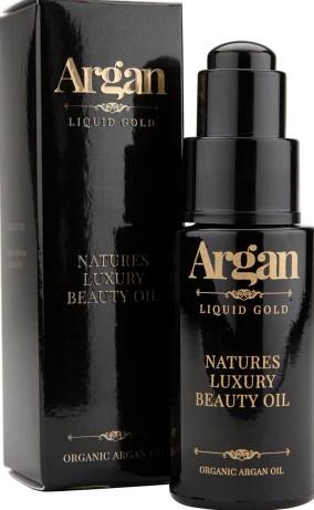 Argan Liquid Gold Natures Luxury Beauty Oil 30ml (Argan Liquid Gold 纯天然豪华美容油)