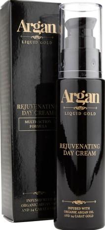 Argan Liquid Gold Rejuvenating Day Cream 50ml (Argan Liquid Gold 修复日霜)