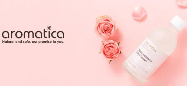 Aromatica 韩国天然有机美容护肤品牌系列产品详情