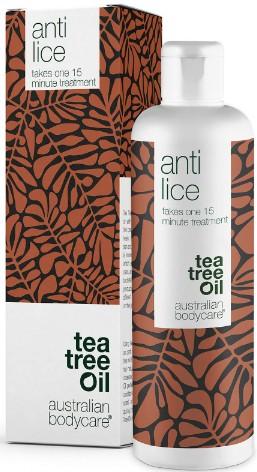 Australian Bodycare Anti-Lice Treatment 澳大利亚清除头虱治疗护理250毫升