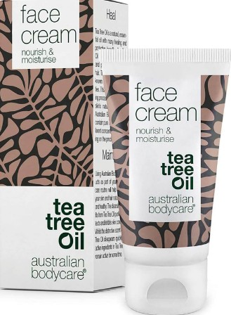Australian Bodycare Face Cream 50ml (Australian Bodycare 澳大利亚护肤面霜)