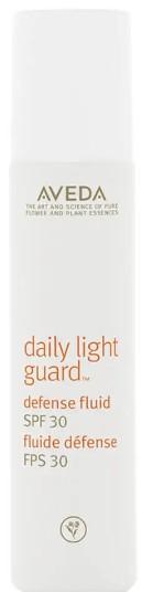 Aveda Daily Light Guard Defense Fluid for Skin SPF 30 防御护肤防晒霜30毫升