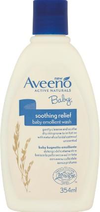 Aveeno Baby Soothing Relief Emollient Wash