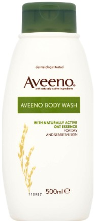 Aveeno Body Wash for Dry and Sensitive Skin