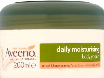 Aveeno Daily Moisturising Body Yogurt - Apricot and Honey