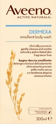 Aveeno Dermexa Daily Emollient Body Wash