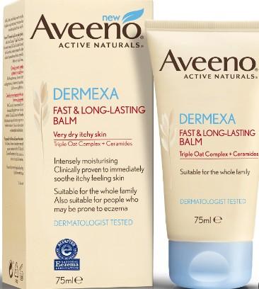 Aveeno Dermexa Fast and Long Lasting Balm