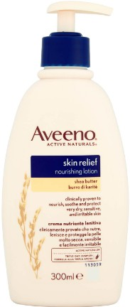 Aveeno Skin Relief Body Lotion with Shea Butter
