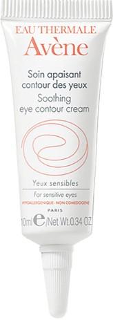 Avène Soothing Eye Contour Cream 10ml (Avène雅漾舒缓眼霜 10毫升)