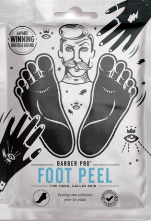BARBER PRO Foot Peel Treatment (1 Pair) (BARBER PRO 足部去角质护理 (1 对))