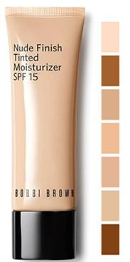 Bobbi Brown Nude Finish Tinted Moisturiser SPF15芭比波朗防晒保湿粉底液50毫升(多种颜色可供选择)