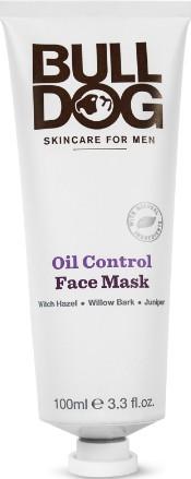 Bulldog Oil Control Face Mask控制油性皮肤的面膜