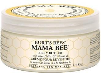 Burt's Bees Mama Bee Belly Butter 伯特小蜜蜂妈妈肚皮护理油(185克)
