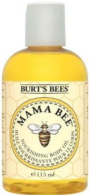 Burt's Bees Mama Bee Nourishing Body Oil 伯特小蜜蜂妈妈身体滋养护肤油(115毫升)