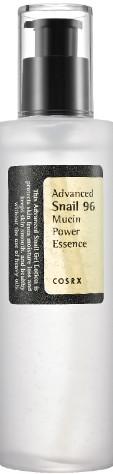 COSRX Advanced Snail 96 Mucin Power Essence 100ml (COSRX 珂丝艾丝高级蜗牛96粘蛋白精华素 100毫升)