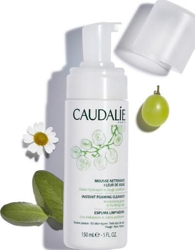 Caudalie Instant Foaming Cleanser (150ml) (Caudalie欧缇丽速效泡沫洁面乳 (150毫升))