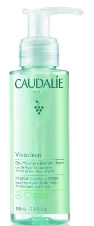Caudalie Vinoclean Micellar Cleansing Water 欧缇丽清新卸妆水100毫升